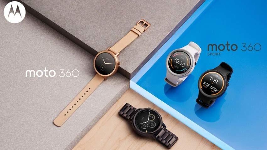 Motorola zaprezentowała drugą generację zegarka Moto 360