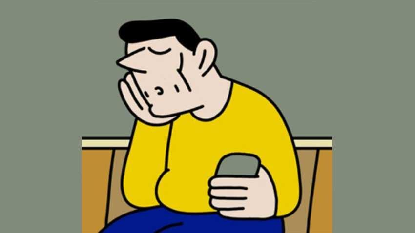 Smartfony skuteczne w wykrywaniu nudy