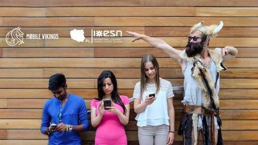 Mobile Vikings został partnerem organizacji studenckiej ESN Polska