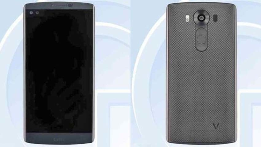 Tajemniczy LG V10 z dwoma wyświetlaczami