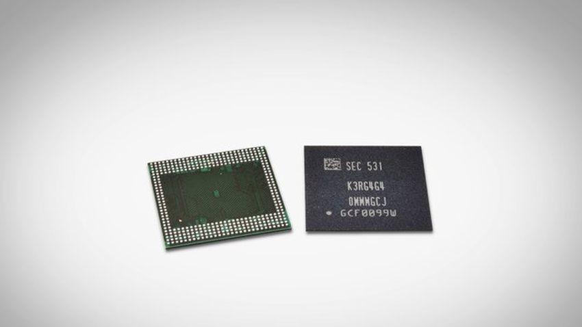 Produkcja szybkich i energooszczędnych pamięci 12 Gb LPDDR4 Samsunga już w toku