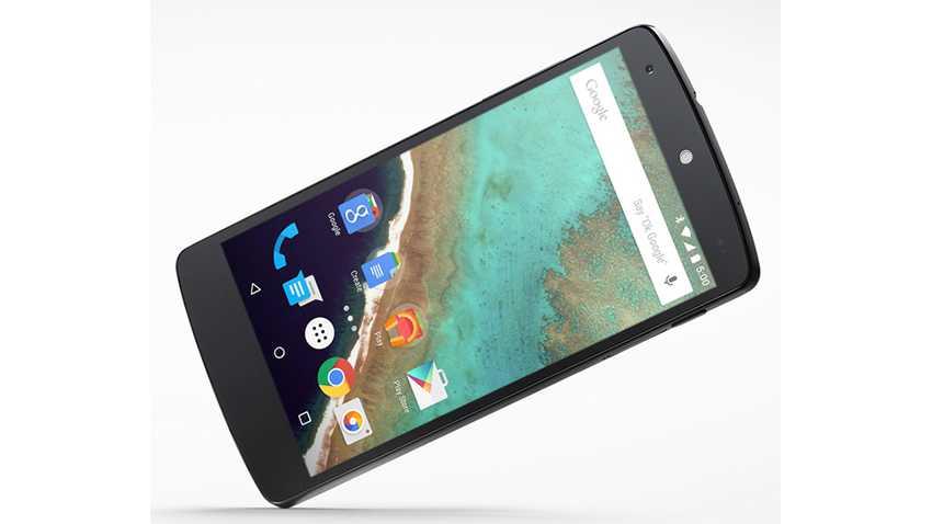 Nowe zdjęcie LG Nexus 5 (2015)