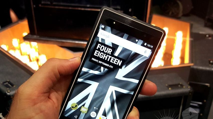Marshall London - pierwsze wrażenia z użytkowania najlepszego na rynku muzycznego smartfona