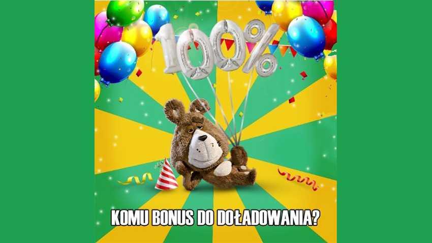 Photo of Promocja Plus: 100% do doładowania z okazji urodzin Plusha