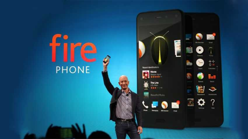 Amazon wycofuje Fire Phone-a