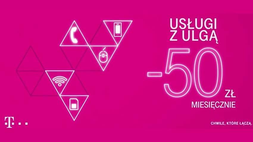 Usługi z Ulgą jeszcze tańsze dla klientów T-Mobile Usługi Bankowe