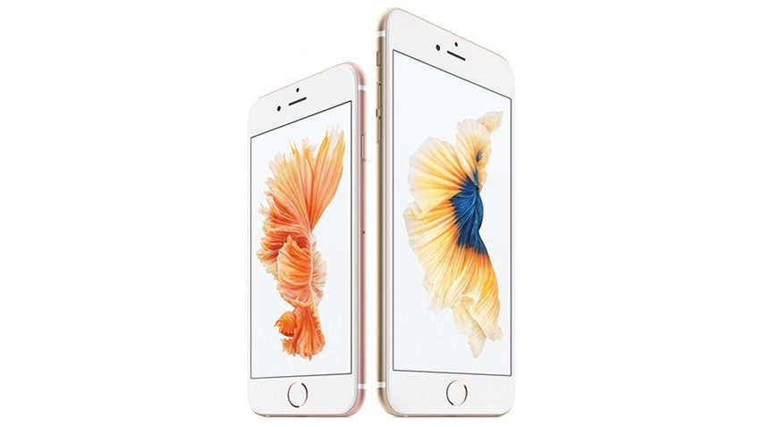 iPhone 6S i 6S Plus oficjalnie - 3D Touch