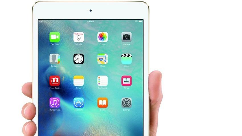 iPad mini 4 oficjalnie zaprezentowany