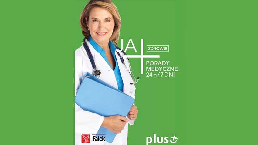 Plus wprowadza usługę Ja+ Zdrowie