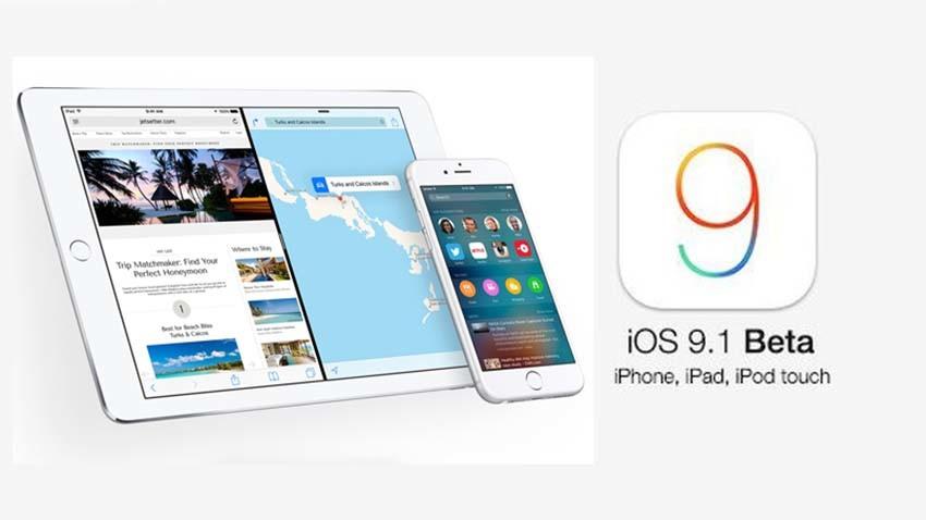 Ruszyły publiczne beta testy iOS 9.1