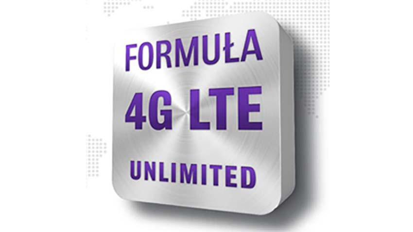 Nowa oferta Play 4G LTE Unlimited - Internet bez limitu