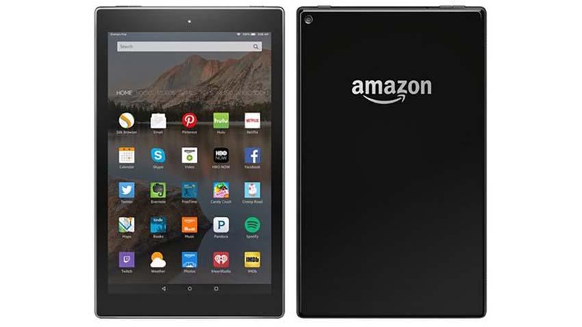 Amazon szykuje 10-calowy tablet