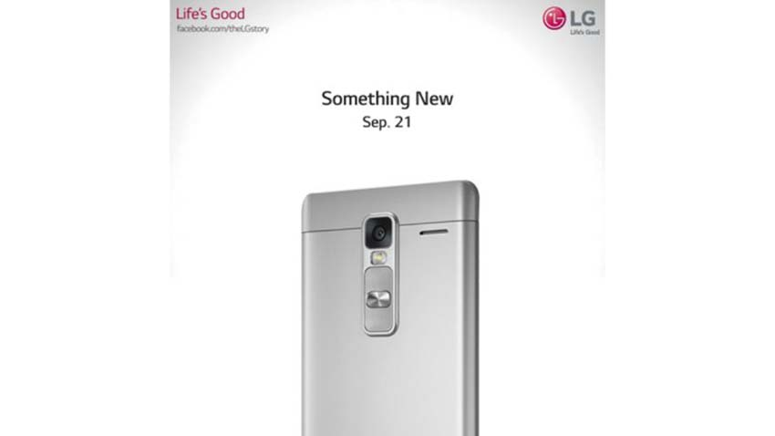 Już w przyszłym tygodniu prezentacja metalowego LG Class