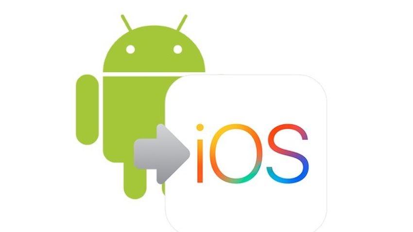 Aplikacja Move to iOS miażdżona przez oceny użytkowników