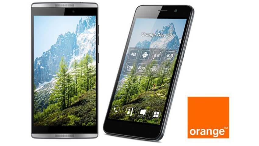 Orange pokazał nowe smartfony - Nura 2