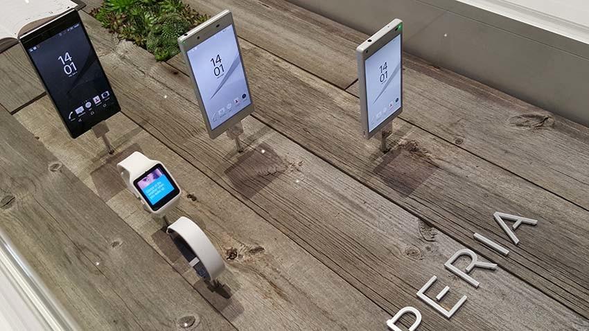 Fototest mini: Samsung Galaxy S6 vs Sony Xperia Z5 vs Sony Xperia Z5 Compact