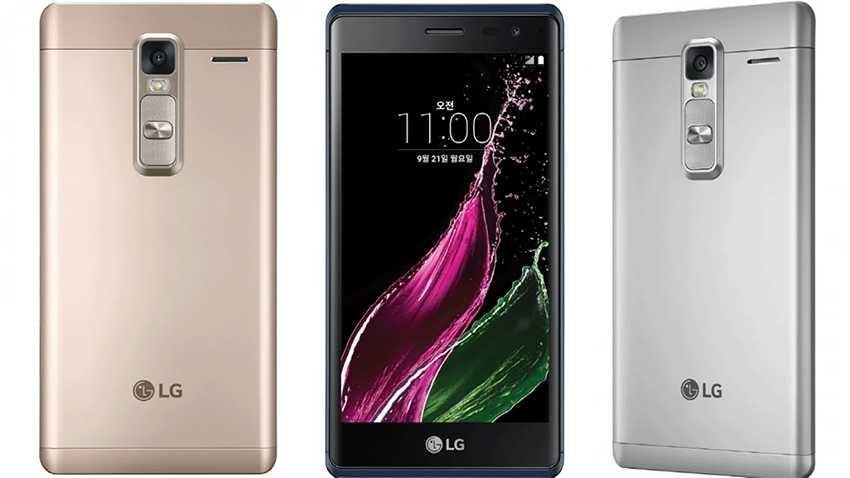 LG Class oficjalnie - metalowy średniak