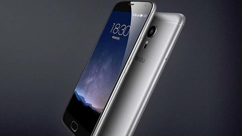 Meizu Pro 5 oficjalnie - duży