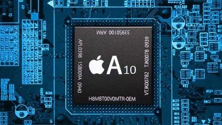 Pierwsze szczegóły na temat procesora Apple A10