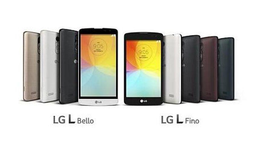 Photo of L Fino i L Bello: LG zapowiedziało nowe smartfony
