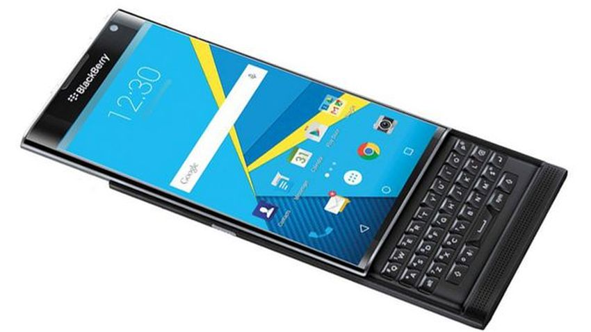 BlackBerry Priv zapowiedziany
