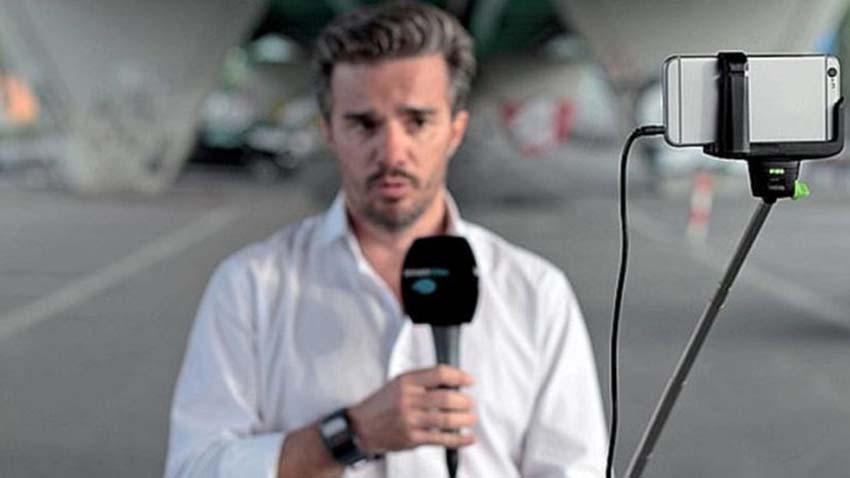 Photo of Szwajcarska stacja telewizyjna zamieniła profesjonalne kamery na iPhone'y