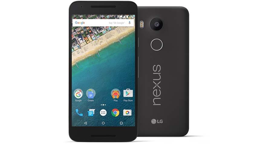 LG Nexus 5X zaprezentowany - minimalistyczny design