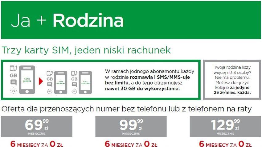 Photo of Plus: Nowa oferta JA+ Rodzina i powrót promocji drugi produkt za połówkę, trzeci nawet za złotówkę