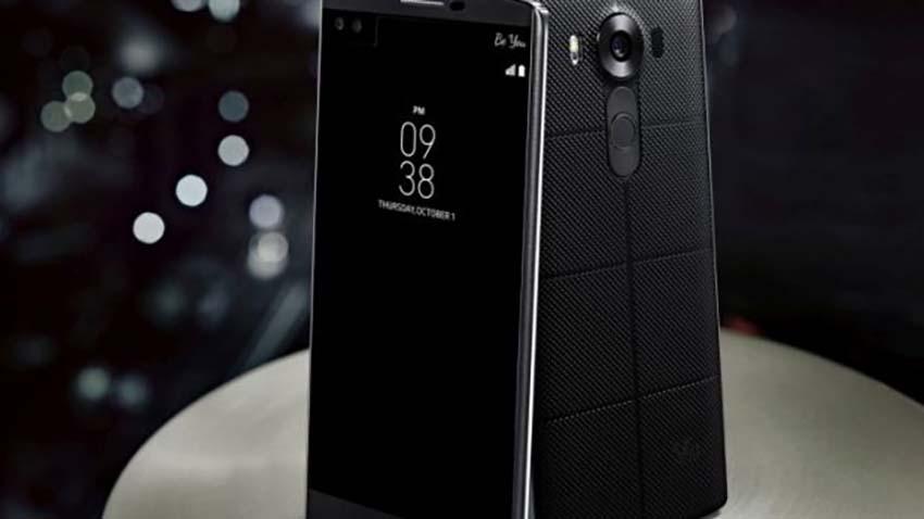 LG V10 oficjalnie - dwa ekrany i aparaty selfie