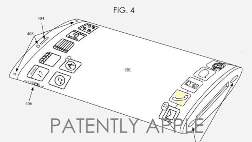 Photo of Apple patentuje zagięty ekran i nową metodę blokady urządzeń