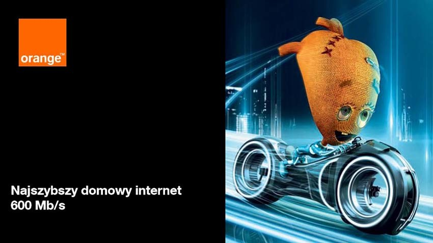 Supernova - najszybszy domowy internet od Orange