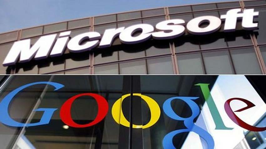 Google i Microsoft zakopują topór wojenny. Koniec kilkuletniego sporu patentowego