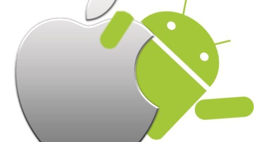 Android zyskuje udziały kosztem iOS
