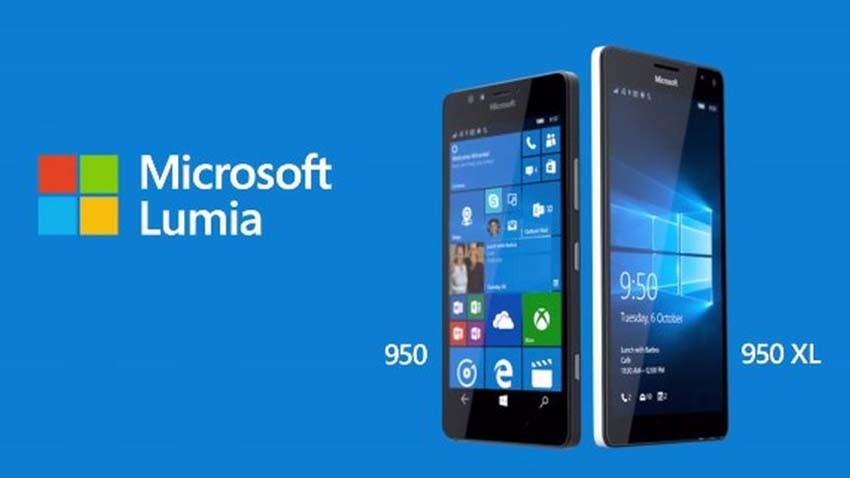 Microsoft Lumia 950 i 950 XL oficjalnie zaprezentowane!