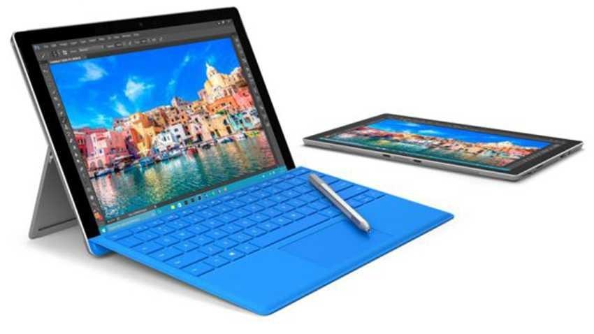 Microsoft Surface Pro 4 - tablet z aspiracjami na zastąpienie komputerów PC