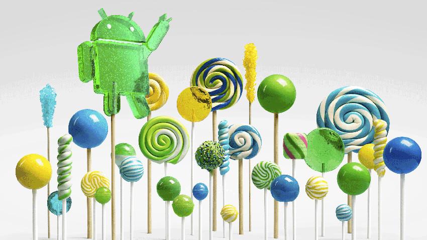 Prawie jedna czwarta urządzeń z Androidem działa w oparciu o wersję Lollipop