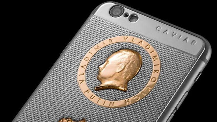 Photo of Putinphone, czyli iPhone 6S zrobiony na rosyjską modłę