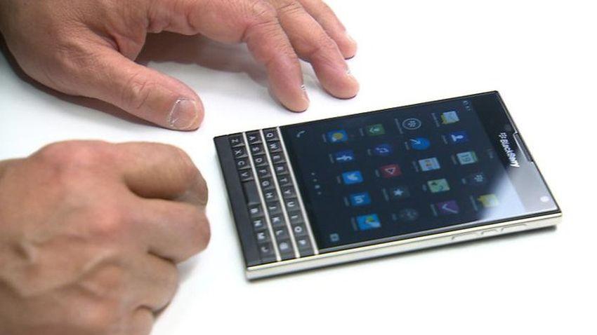 BlackBerry Passport we wrześniu na rynku. Co pod maską?