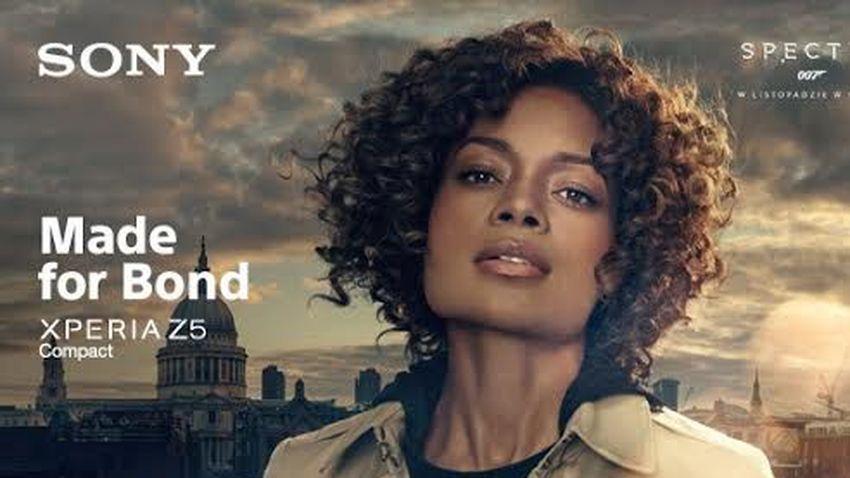 Made for Bond - ogólnopolska kampania promująca serię Xperia Z5. Telefon Bonda ekskluzywnie w Orange