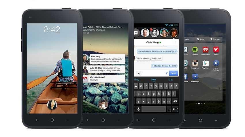 Przyszłość kolejnego Facebook Phone-a pod dużym znakiem zapytania