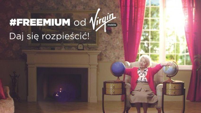 Freemium - Virgin Mobile daje przykład