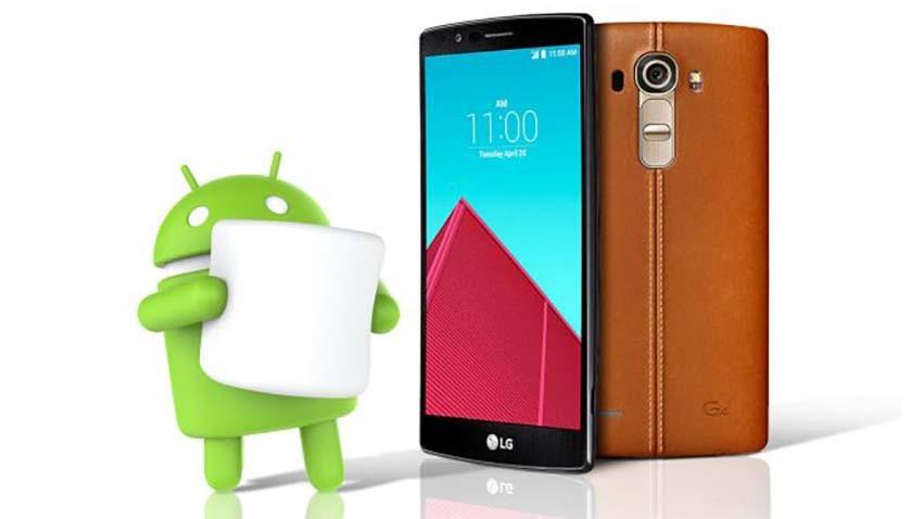 Polscy użytkownicy LG G4 otrzymają Androida 6.0 Marshmallow szybciej niż można było przypuszczać
