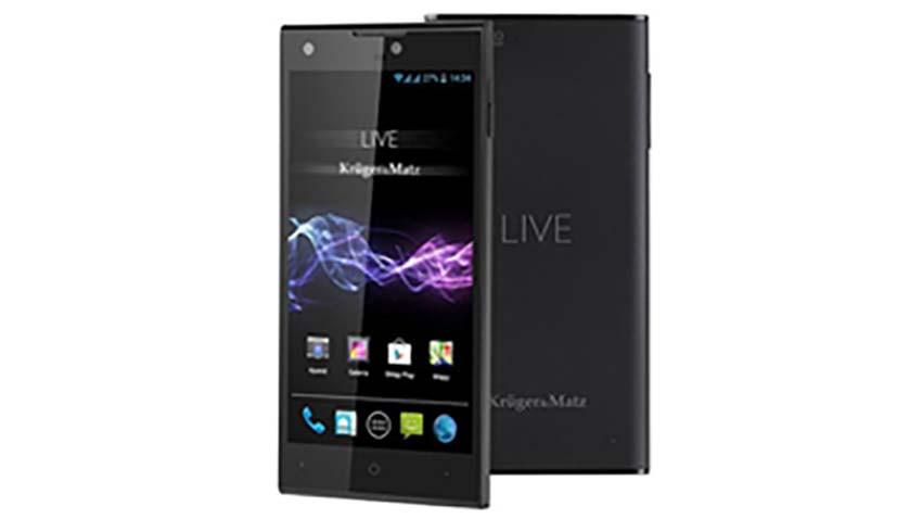 Live 2: Nowy smartfon od Kruger&Matz