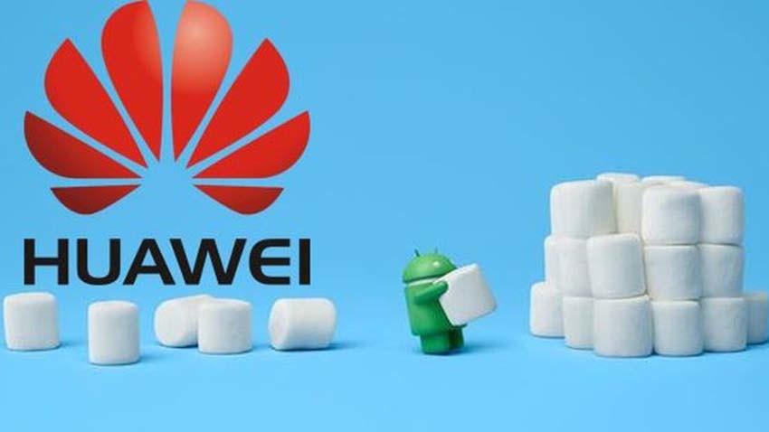 Huawei - urządzenia z aktualizacją do Androida 6.0 Marshmallow