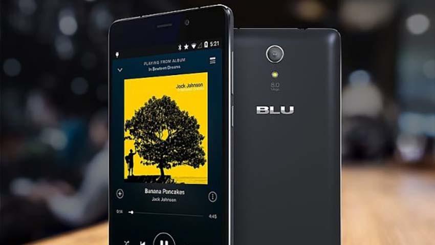 Blu Studio Energy 2 i Blu Energy X - budżetowe smartfony z potężnymi bateriami