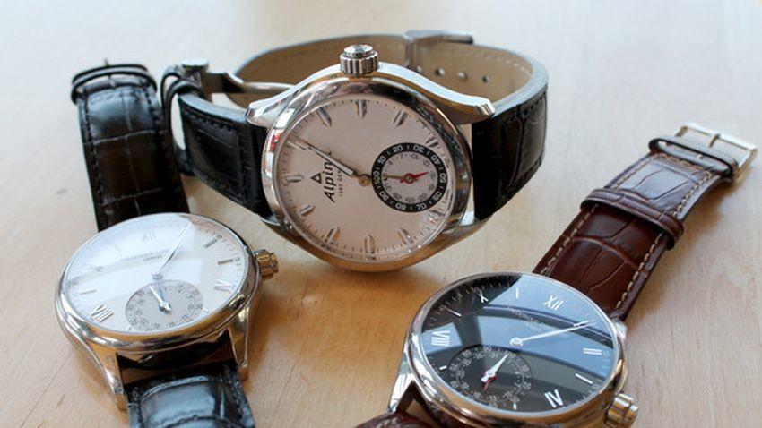 Kurczy się rynek szwajcarskich zegarków. Apple Watch jednym z winnych
