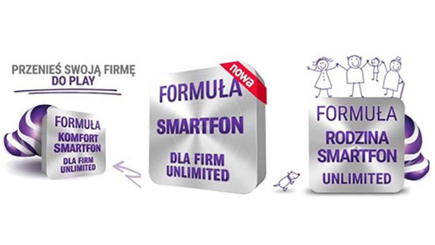 Photo of Play: Odświeżone Formuły Komfort i Rodzina oraz no limit w biznesie w atrakcyjnej cenie