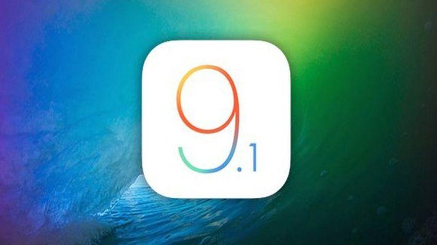 Aktualizacja iOS 9.1 gotowa do pobrania