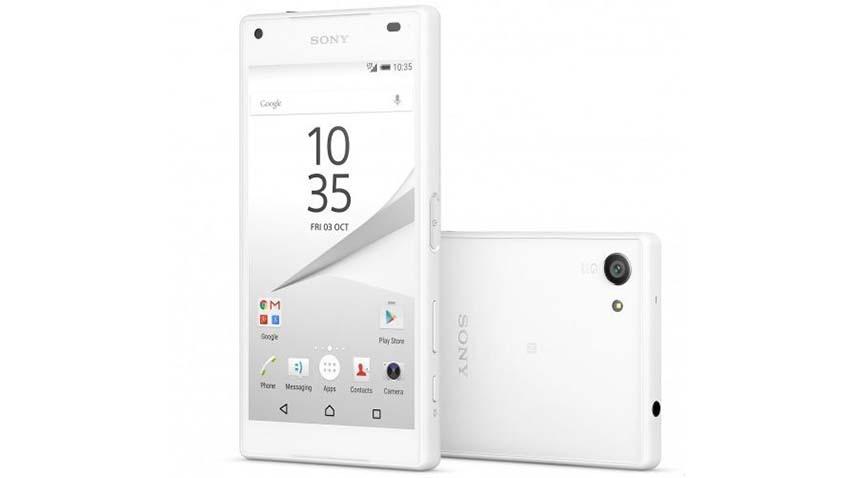 Sony potwierdza problemy z ekranem w Xperii Z5 Compact. Poprawka w drodze