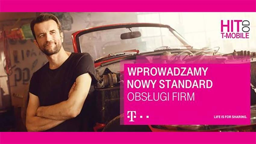 T-Mobile: Nowy standard obsługi firm